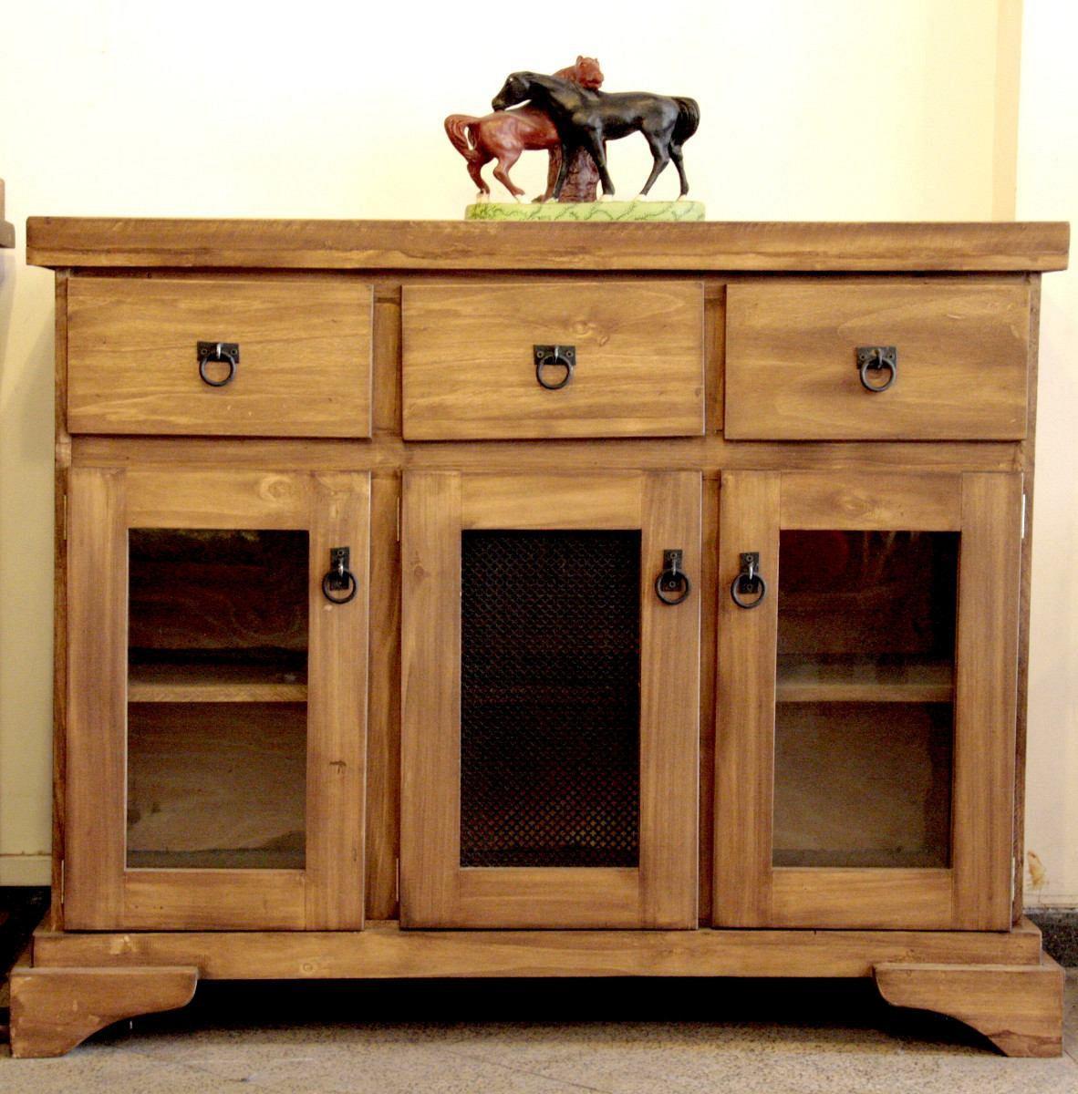 arte macizo muebles de cocina y artesanales estilo campo